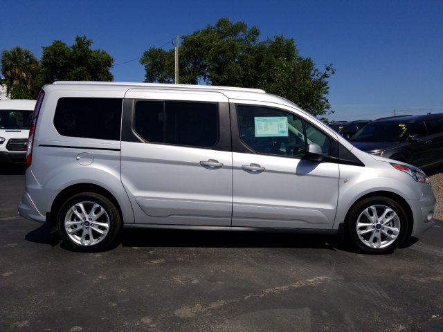 2016 Transit Connect, Passenger Wagon #AD4540 - photo 7