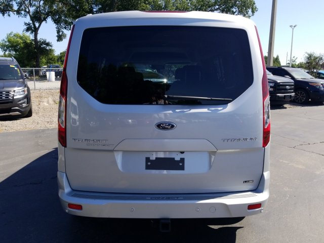 2016 Transit Connect, Passenger Wagon #AD4540 - photo 4