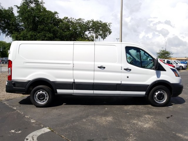 2017 Transit 250 Low Roof, Cargo Van #AD4570 - photo 3