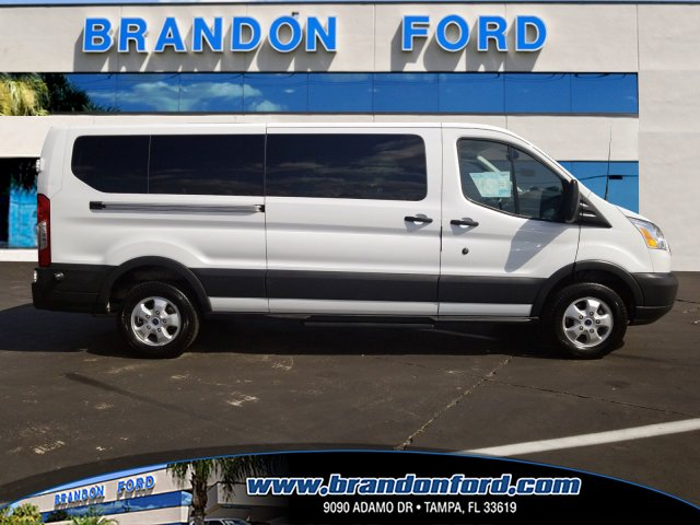 2017 Transit 350 Low Roof 4x2,  Passenger Wagon #AD4677 - photo 1