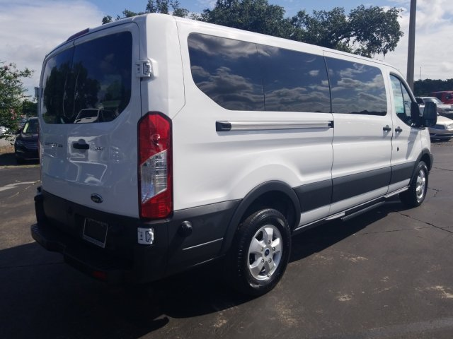 2017 Transit 350 Low Roof 4x2,  Passenger Wagon #AD4677 - photo 3