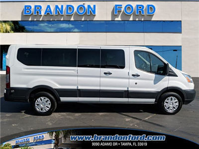2017 Transit 350 Low Roof 4x2,  Passenger Wagon #AD4692 - photo 1