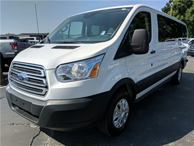 2017 Transit 350 Low Roof 4x2,  Passenger Wagon #AD4692 - photo 4
