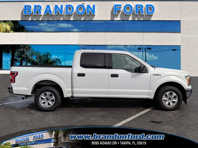 2018 F-150 SuperCrew Cab 4x2,  Pickup #AD4751 - photo 1