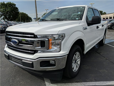 2018 F-150 SuperCrew Cab 4x2,  Pickup #AD4751 - photo 6