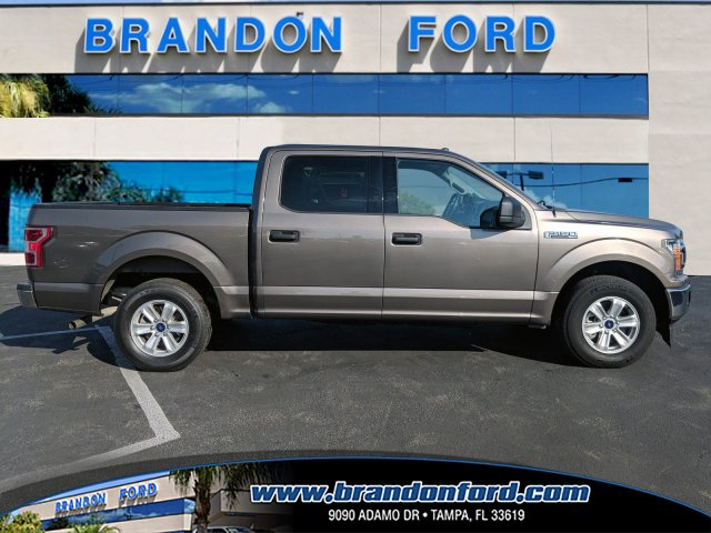 2018 F-150 SuperCrew Cab 4x2,  Pickup #AD4752 - photo 1