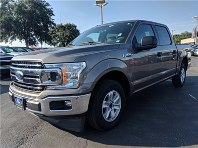 2018 F-150 SuperCrew Cab 4x2,  Pickup #AD4752 - photo 5