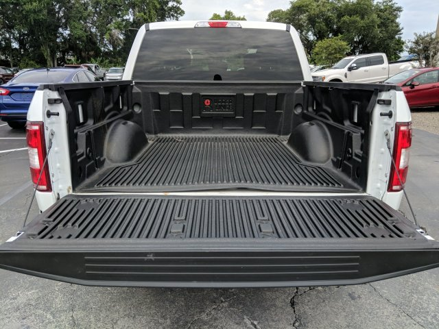 2018 F-150 SuperCrew Cab 4x2,  Pickup #AD4762 - photo 10