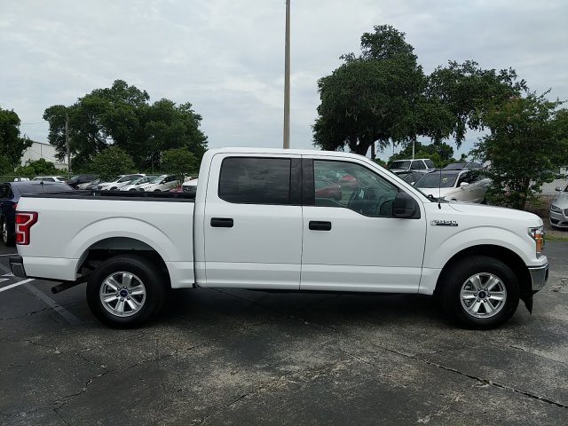 2018 F-150 SuperCrew Cab 4x2,  Pickup #AD4762 - photo 27
