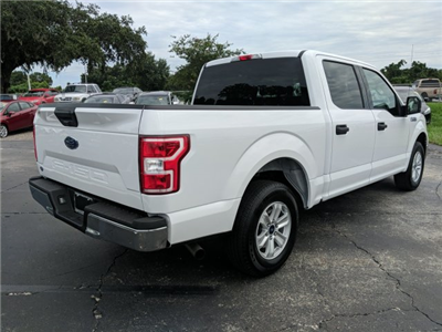 2018 F-150 SuperCrew Cab 4x2,  Pickup #AD4762 - photo 2
