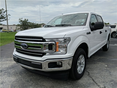 2018 F-150 SuperCrew Cab 4x2,  Pickup #AD4762 - photo 5