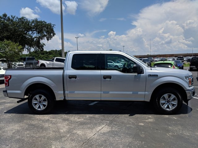2018 F-150 SuperCrew Cab 4x2,  Pickup #AD4798 - photo 27