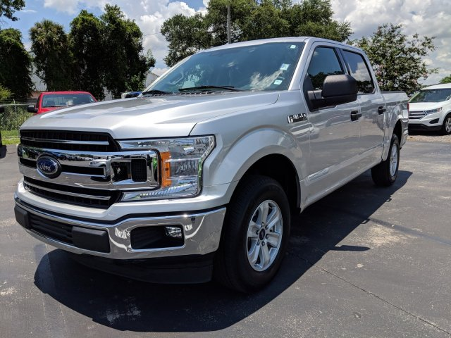 2018 F-150 SuperCrew Cab 4x2,  Pickup #AD4798 - photo 5