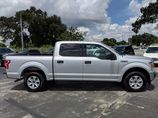 2018 F-150 SuperCrew Cab 4x2,  Pickup #AD4883 - photo 7