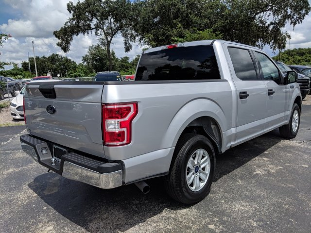 2018 F-150 SuperCrew Cab 4x2,  Pickup #AD4883 - photo 3