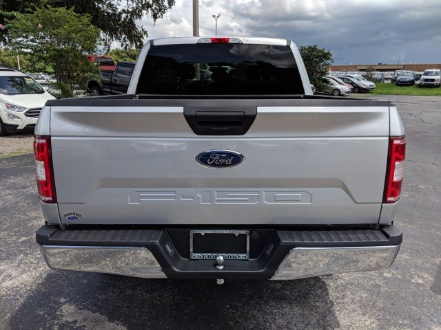 2018 F-150 SuperCrew Cab 4x2,  Pickup #AD4883 - photo 4