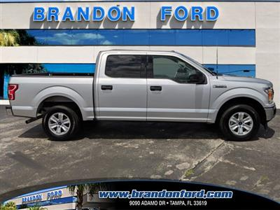 2018 F-150 SuperCrew Cab 4x2,  Pickup #AD4883 - photo 1