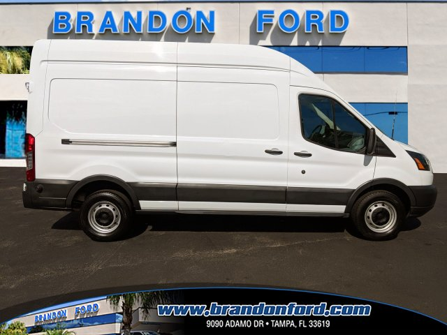 2018 Transit 250 High Roof 4x2,  Empty Cargo Van #AD4887 - photo 1
