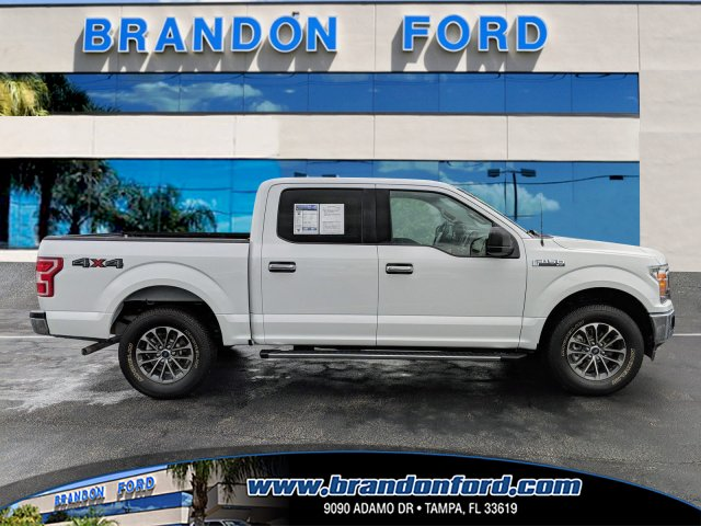 2018 F-150 SuperCrew Cab 4x4,  Pickup #AD4900 - photo 1