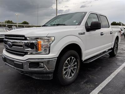 2018 F-150 SuperCrew Cab 4x4,  Pickup #AD4900 - photo 5