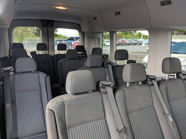 2018 Transit 350 Med Roof 4x2,  Passenger Wagon #AD5038 - photo 11