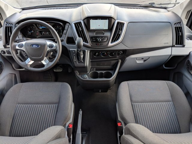 2018 Transit 350 Med Roof 4x2,  Passenger Wagon #AD5038 - photo 12