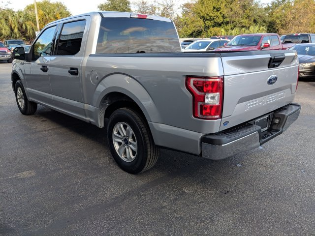 2018 F-150 SuperCrew Cab 4x2,  Pickup #AD5080 - photo 5