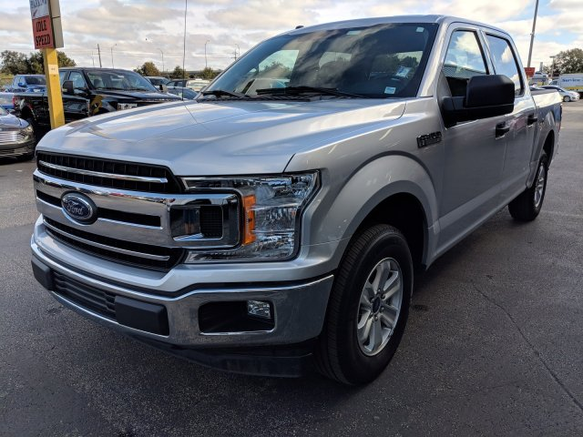 2018 F-150 SuperCrew Cab 4x2,  Pickup #AD5080 - photo 6