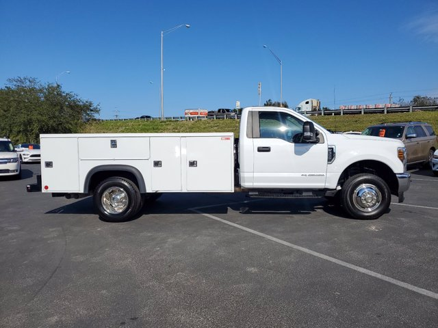 2019 Ford F-350 Regular Cab DRW 4x4, Service / Utility Body #AD5209 - photo 3