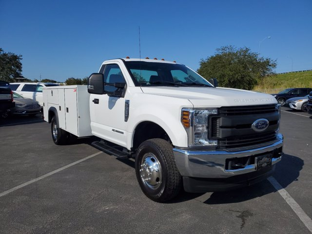 2019 Ford F-350 Regular Cab DRW 4x4, Service / Utility Body #AD5209 - photo 2