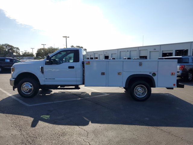 2019 Ford F-350 Regular Cab DRW 4x4, Service / Utility Body #AD5209 - photo 7