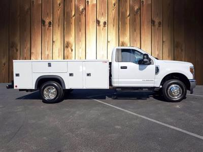 2019 Ford F-350 Regular Cab DRW 4x4, Service / Utility Body #AD5209 - photo 1