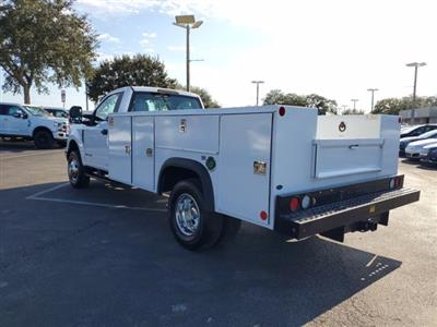 2019 Ford F-350 Regular Cab DRW 4x4, Service / Utility Body #AD5209 - photo 10