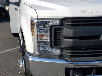 2019 Ford F-350 Regular Cab DRW 4x4, Service / Utility Body #AD5209 - photo 4