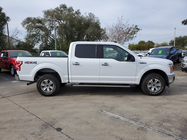 2020 Ford F-150 SuperCrew Cab 4x4, Pickup #AD5220 - photo 3