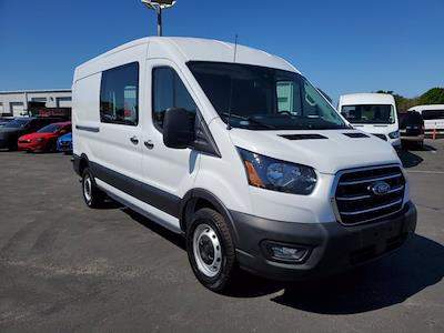 2020 Ford Transit 250 Med Roof 4x2, Empty Cargo Van #AD5244 - photo 4