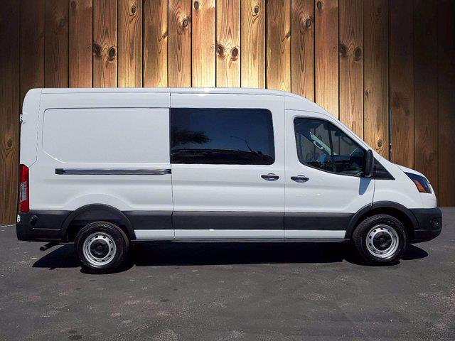 2020 Ford Transit 250 Med Roof 4x2, Empty Cargo Van #AD5245 - photo 1