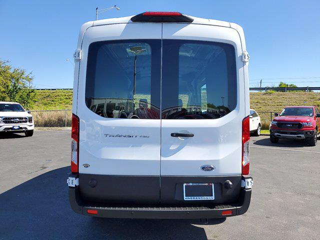 2020 Ford Transit 250 Med Roof 4x2, Empty Cargo Van #AD5245 - photo 11