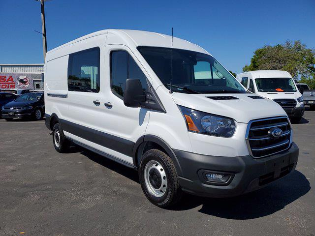 2020 Ford Transit 250 Med Roof 4x2, Empty Cargo Van #AD5245 - photo 4