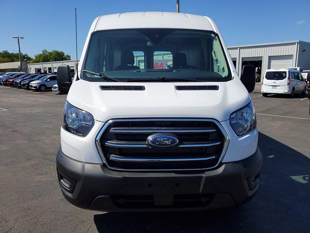 2020 Ford Transit 250 Med Roof 4x2, Empty Cargo Van #AD5245 - photo 6