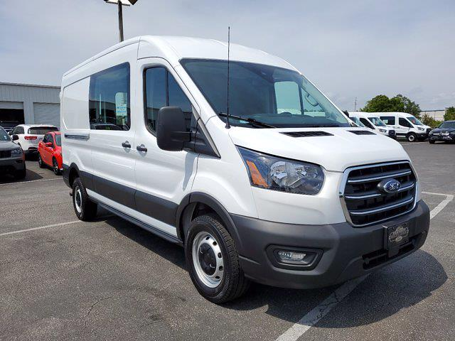 2020 Ford Transit 250 Med Roof 4x2, Empty Cargo Van #AD5246 - photo 4