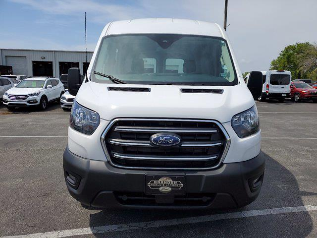 2020 Ford Transit 250 Med Roof 4x2, Empty Cargo Van #AD5246 - photo 6