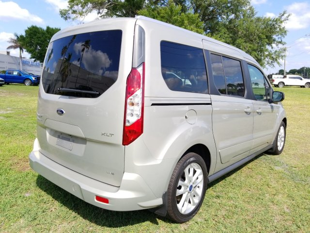 2015 Transit Connect, Passenger Wagon #CPO4829 - photo 2