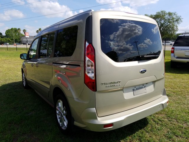 2015 Transit Connect, Passenger Wagon #CPO4829 - photo 4