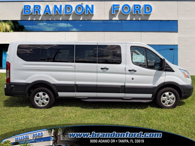 2018 Transit 350 Low Roof 4x2,  Passenger Wagon #CPO5063 - photo 1