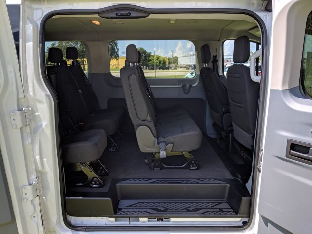 2018 Transit 350 Low Roof 4x2,  Passenger Wagon #CPO5063 - photo 11