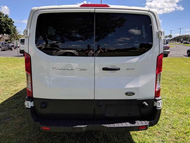 2017 Transit 350 Low Roof 4x2,  Passenger Wagon #CPO5140 - photo 3