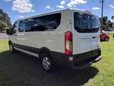 2017 Transit 350 Low Roof 4x2,  Passenger Wagon #CPO5140 - photo 2