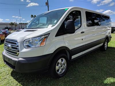 2017 Transit 350 Low Roof 4x2,  Passenger Wagon #CPO5140 - photo 6