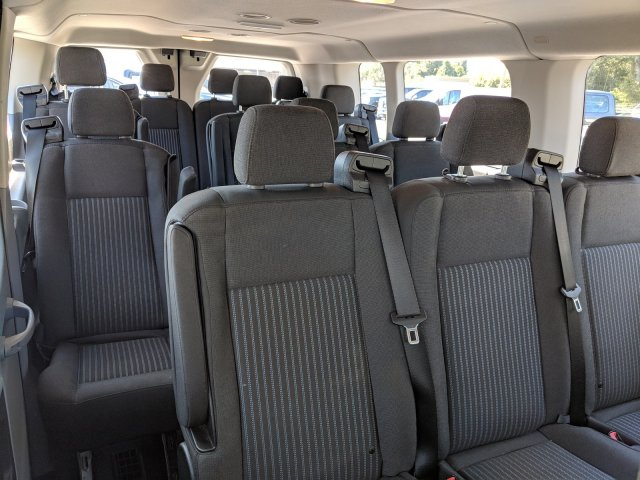 2018 Transit 350 Low Roof 4x2,  Passenger Wagon #CPO5199 - photo 12